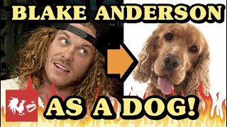 Blake Anderson talks Movie Pitches, Dogs and Chips! | The Chip Show