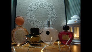 Мои НОВЫЕ парфюмы-подарки!!!!Lalique))Bvlgari))Burberry))Antonio Banderas