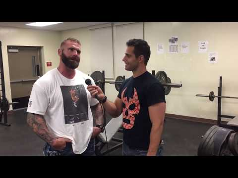 Gunner Interview: Will he sign with NXT, never main eventing in TNA, how he got his name