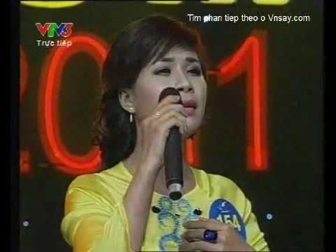 Sao Mai 2011 Dan Gian - Tran Thi Thanh Hoa 154 Hung Yen - Nguoi oi hay ve