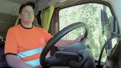 Puutavara-auton kuljettaja kertoo työympäristöstään – UPM Metsä