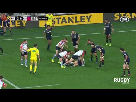 What's your favourite  try of round fifteen
