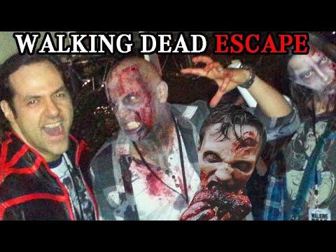 the-walking-dead-escape-intrepid-haunted-house-walk-through-zombie-halloween-2019