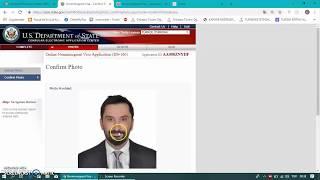 Amerika Vizesi İçin  Ayrıntılı DS-160 Formu Doldurma (3) 2019 Mayıs Kolay Anlatım Kendin Yapabilirsn