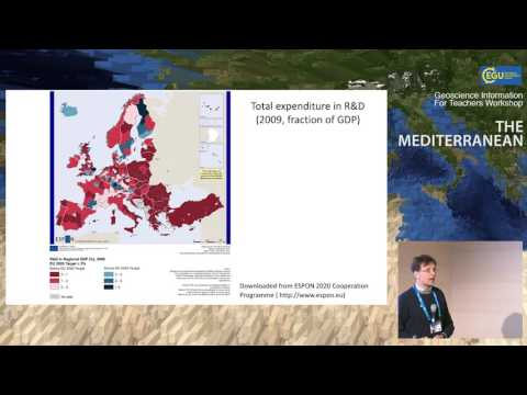 EGU GIFT2017: Climate of the Mediterranean region: recent past and future evolution