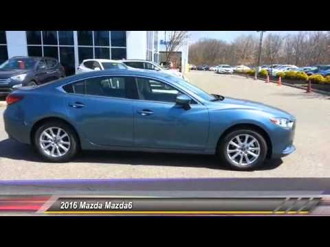 2016 Mazda Mazda6 Flemington Nj M160052 Youtube