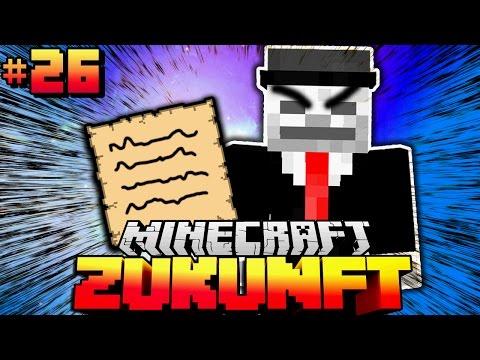PLÄNE um die STADT zu ZERSTÖREN?! - Minecraft Zukunft #26 [Deutsch/HD]