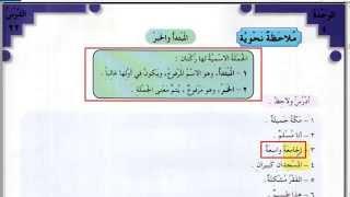 19 УРОК. 2 ТОМ. Арабский в твоих руках.