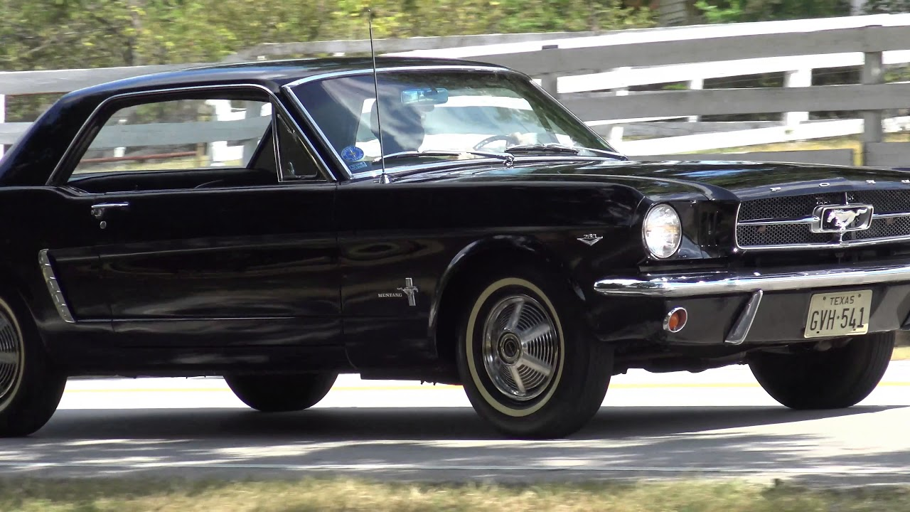 1964 1 2 early 1965 ford mustang coupe survivor 1 owner