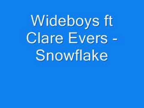 Wideboys ft Clare Evers - Snowflake