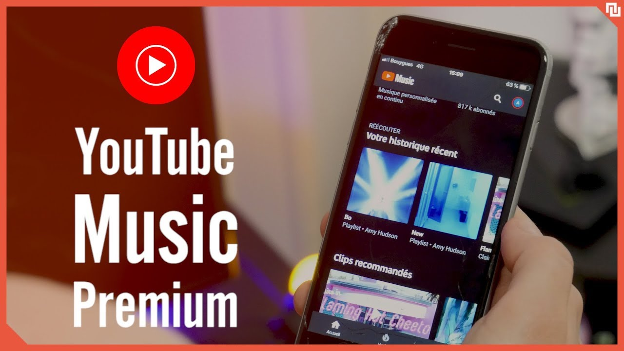 image result for the youtube premium youtube music