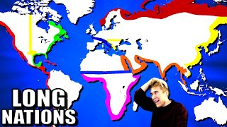 Breaking the World with Long Countries (Age of Civilization 2)