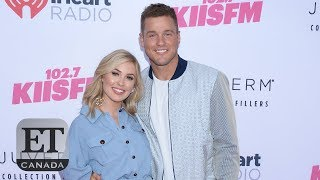 Colton Underwood & Cassie Randolph On Their Future And 'The Bachelorette'