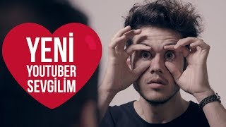 YENİ YOUTUBER SEVGİLİM! (24 Saatte Kısa Film)
