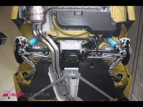 Roger's BMW E46 M3 Underside Restoration - YouTube