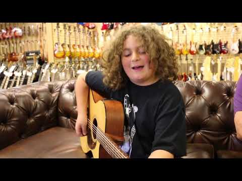10-year-old Elie Samouhi singing Tom Petty