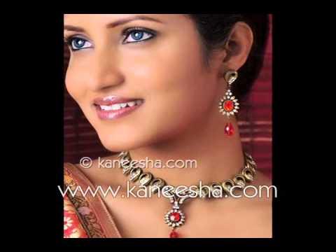 Cubic Zirconia Fashion Jewelry, Indian Jewelry Designs