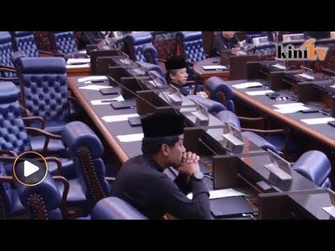 Dewan Rakyat kecoh, hanya KJ dan Anifah tidak keluar dewan
