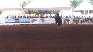 Cheyenne Wimberley - UNO MAS CORONA - Nacional ABQM 2011 - Final Aberta Sênior