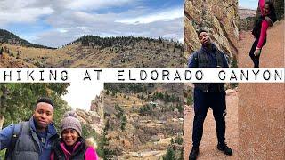 DENVER DAY 3 |Couples Travel Vlog| Visiting Eldorado Canyon State Park