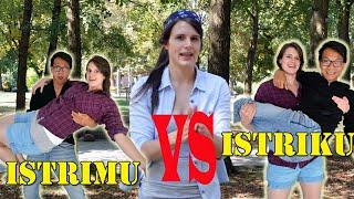 Istriku VS Istrimu ( My Wife VS Your Wife )