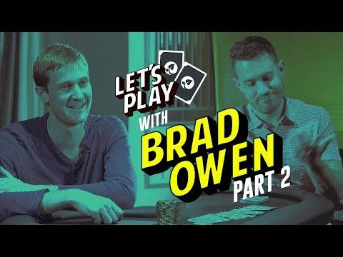 Brad Owen. Reid Young. Heads Up Poker. One Winner. THE FINALE OF THE HEADS UP BATTLE!