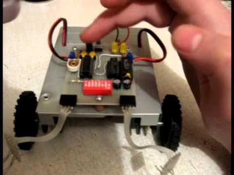 Как сделать beam робота фото 528
