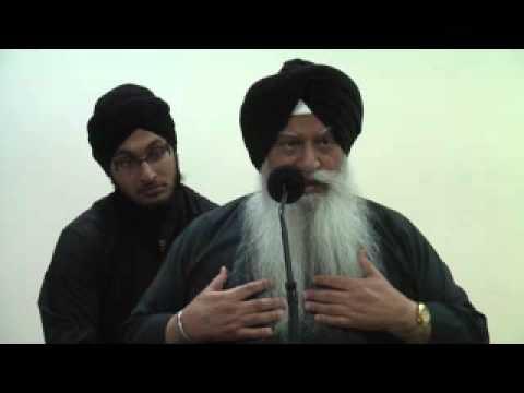 Singh Sahib Prof. Darshan Singh ji - Sidh Gosat Lesson 14 - August 12 2011