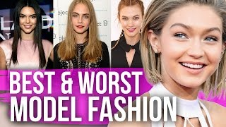 Sexiest Supermodel Style - Kendall Jenner, Gigi Hadid & MORE (Dirty Laundry)