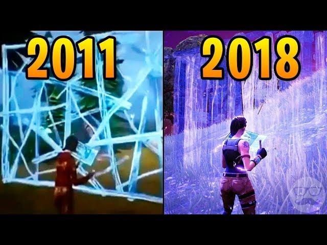 FORTNITE 2011-2018