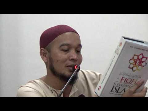 Kuliah Maghrib Bulanan Ustaz Ahmad Fadhir (Pensyarah UiTM Pahang) | Muamalat | 13/10/2016 |