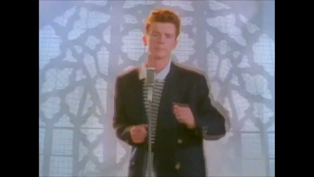rick astley never gonna give you up hd youtube
