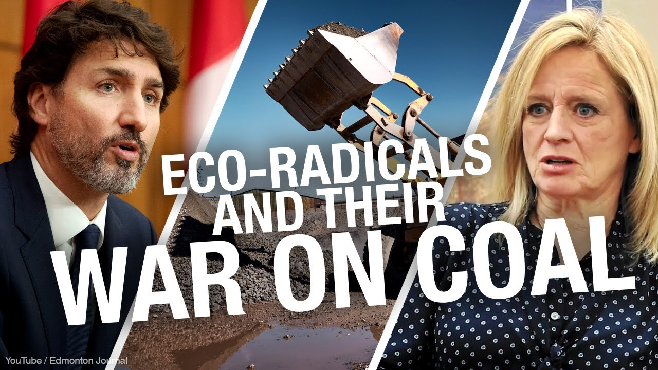 Hinton, Alberta REACTS: Eco-radicals are trying to shut down the coal industry