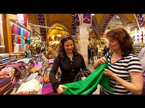 Istanbul, Turkey: Grand Bazaar