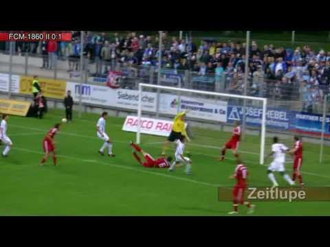 FC Memmingen - TSV 1860 München II 4. Spieltag Regionalliga Süd