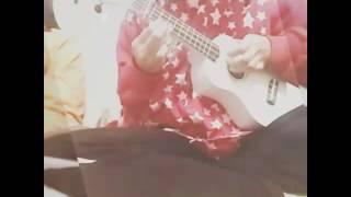 Góc ban công - Vũ Cát Tường |#ukulelecover