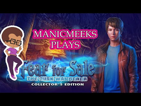 Let's Play Fear For Sale: The Dark Wanderer - Part 1 - HIT THE FLOOR RUNNING!