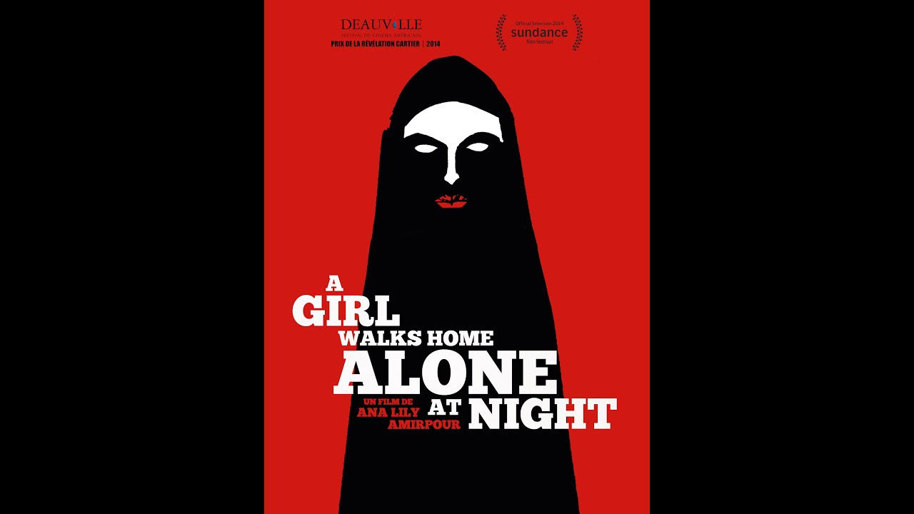 A Girl Walks Home Alone at Night - Bande-annonce VOSTF