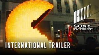 Pixels - Official International Trailer (HD) - Summer 2015