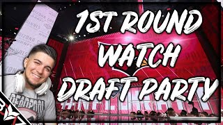 2020 NFL Draft Live Watch Party | 1st Round [LIVE REACTIONS]