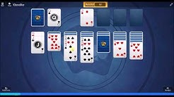 Microsoft Solitaire Collection - Klondike August 17 2015
