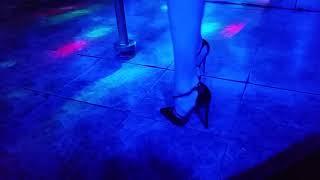 Sexy-26 Black Patent High Heels Discountstripper.com