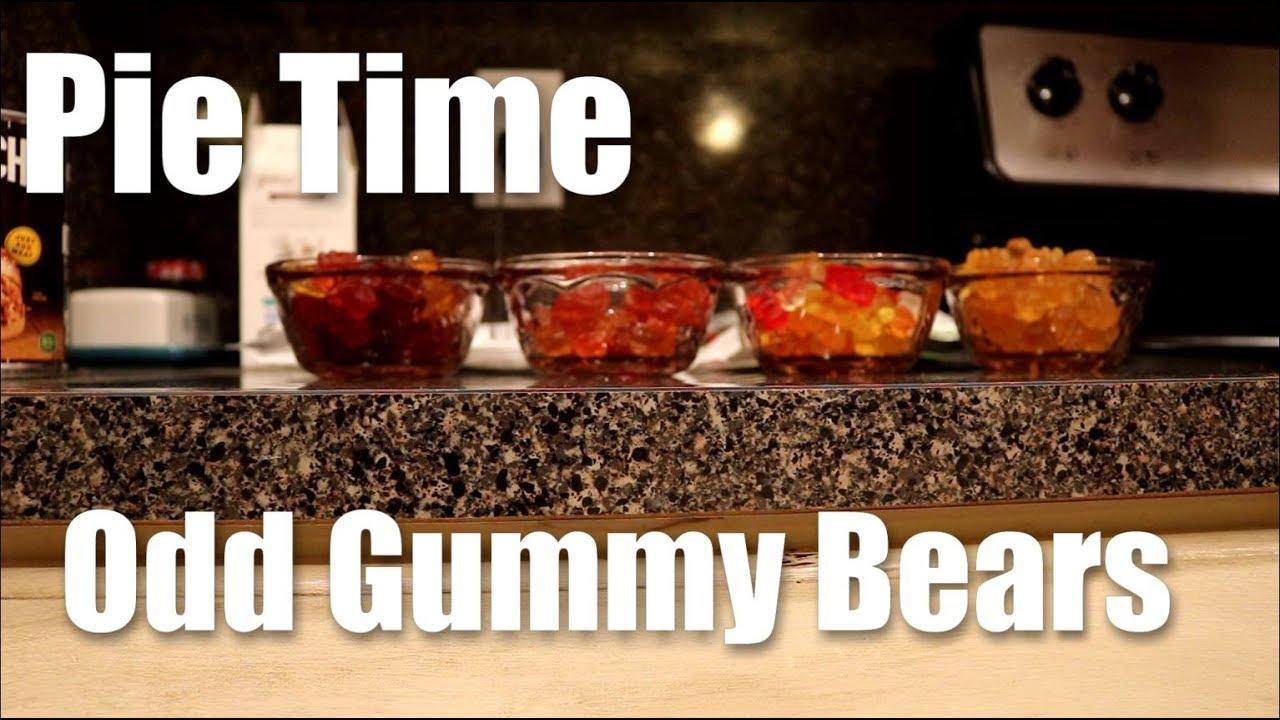 Pie Time Odd Gummy Bears Youtube - Baeras-con-pies
