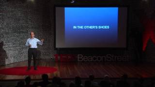 The most dangerous four-letter word: Dick Simon at TEDxBeaconStreet