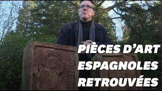 Baixar L'Indiana Jones de l'art Arthur Brand a retrouvé deux reliques espagnoles