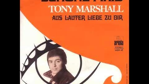 Tony Marshall - Schöne Maid