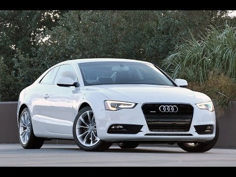 2013 Audi A5 Prestige review, start up - In 3 minutes you