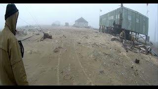 Волонтёры в тумане: чем запомнилась экодесанту одна из сложнейших экспедиций на остров Вилькицкого