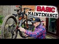 MTB BASIC MAINTENANCE ROUTINE