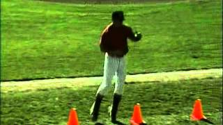 The Cone Drill: Baseball Conditioning Drill Set